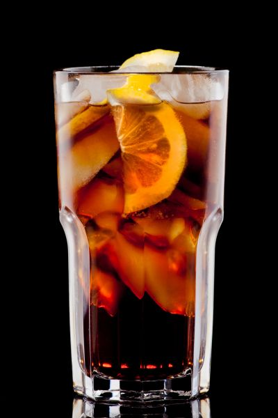 Long Island Ice Tea mixen